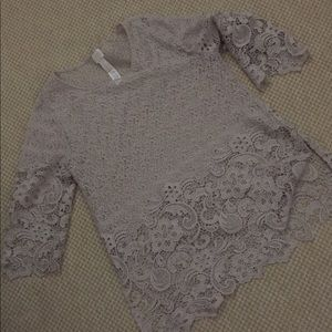 Chico's Lace Tunic Size 1
